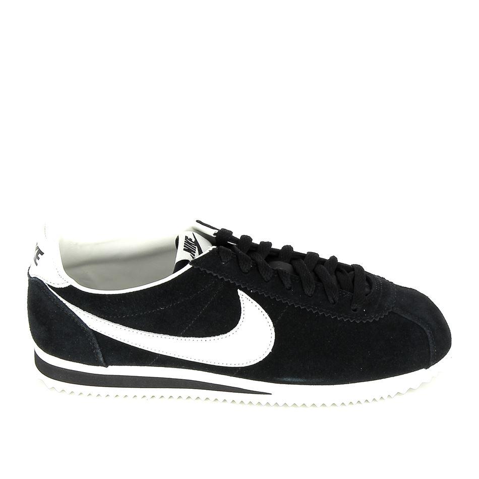 info for a480a 1f10e Basket mode, SneakerBasket mode - Sneakers NIKE Cortez Lea Noir Beige