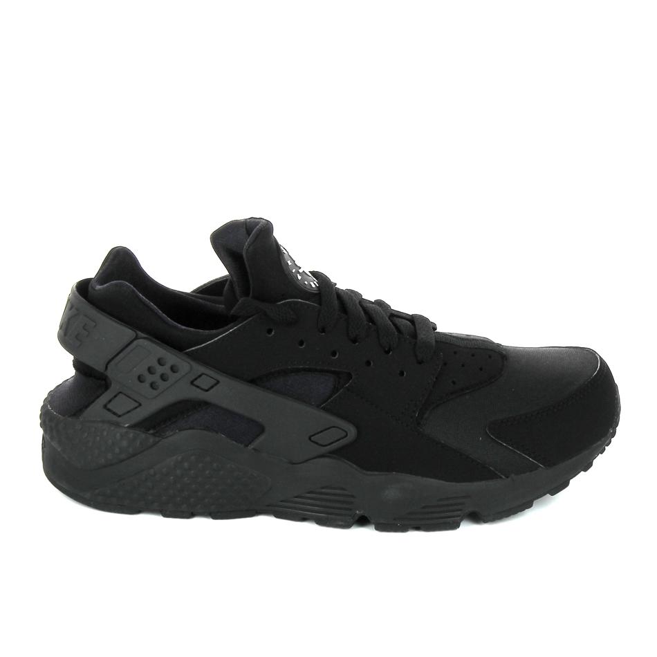 d5c36500770bf Basket mode, SneakerBasket mode - Sneakers NIKE Air Huarache Noir Noir
