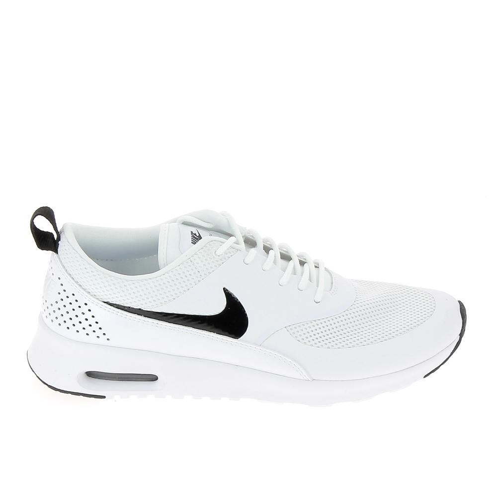 really comfortable on feet at cute cheap Basket mode, SneakerBasket mode - Sneakers NIKE Air Max Thea Blanc Noir