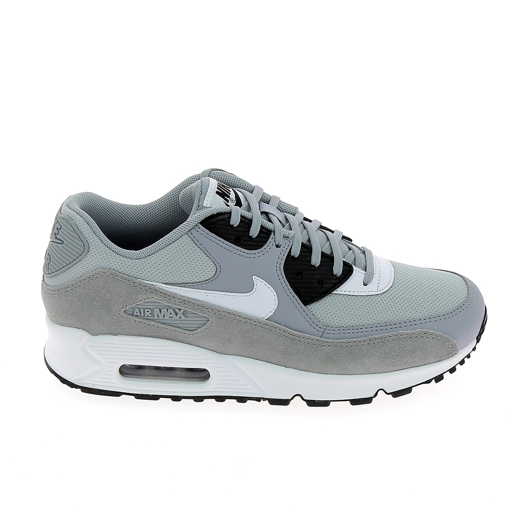 super populaire 5061a a1804 Basket mode, SneakerBasket -mode - Sneakers NIKE Air Max 90 Gris Blanc