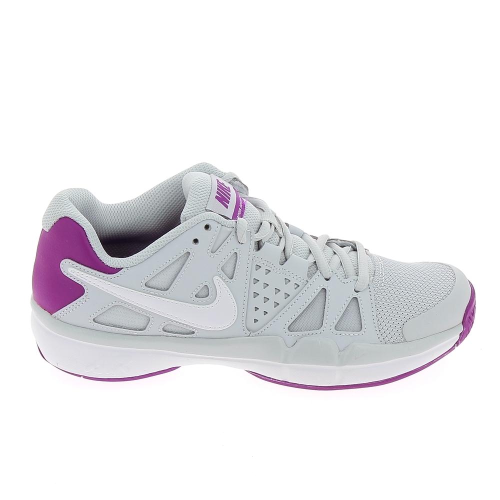 newest 2a3eb 2f805 Chaussure de tennisTennis - Multisports NIKE Air Vapor Advantage Blanc  Violet