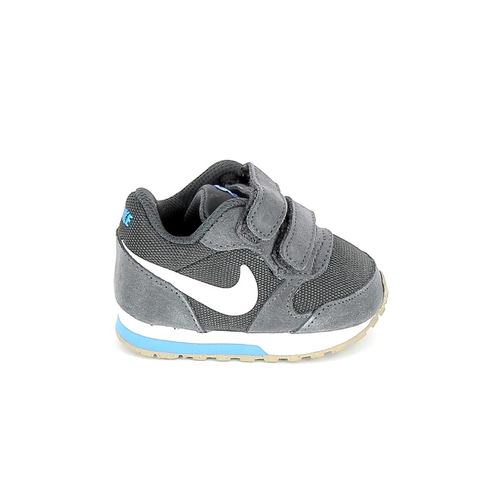 newest b9792 0f70b Basket mode, Sneaker NIKE MD Runner 2 BB Gris Blanc