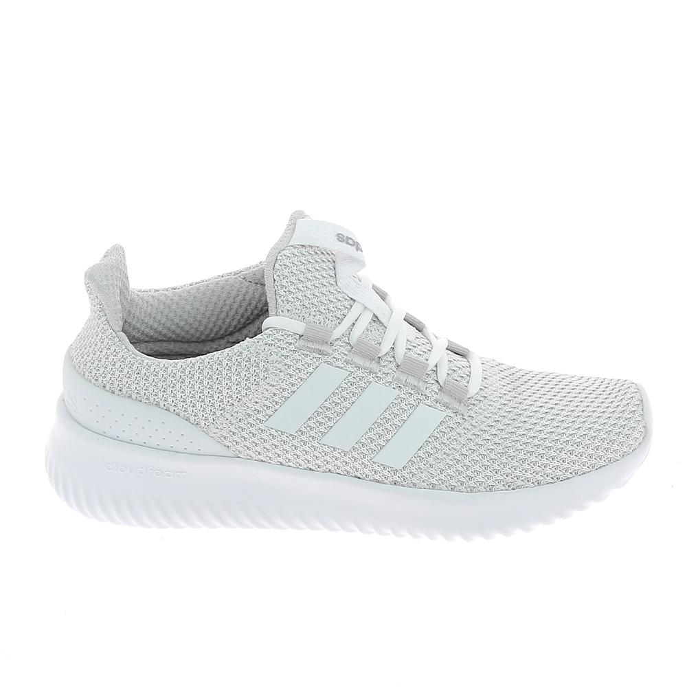 c12c5609ca65f Basket -mode - Sneakers ADIDAS Cloudfoam Ultimate Gris Blanc ...
