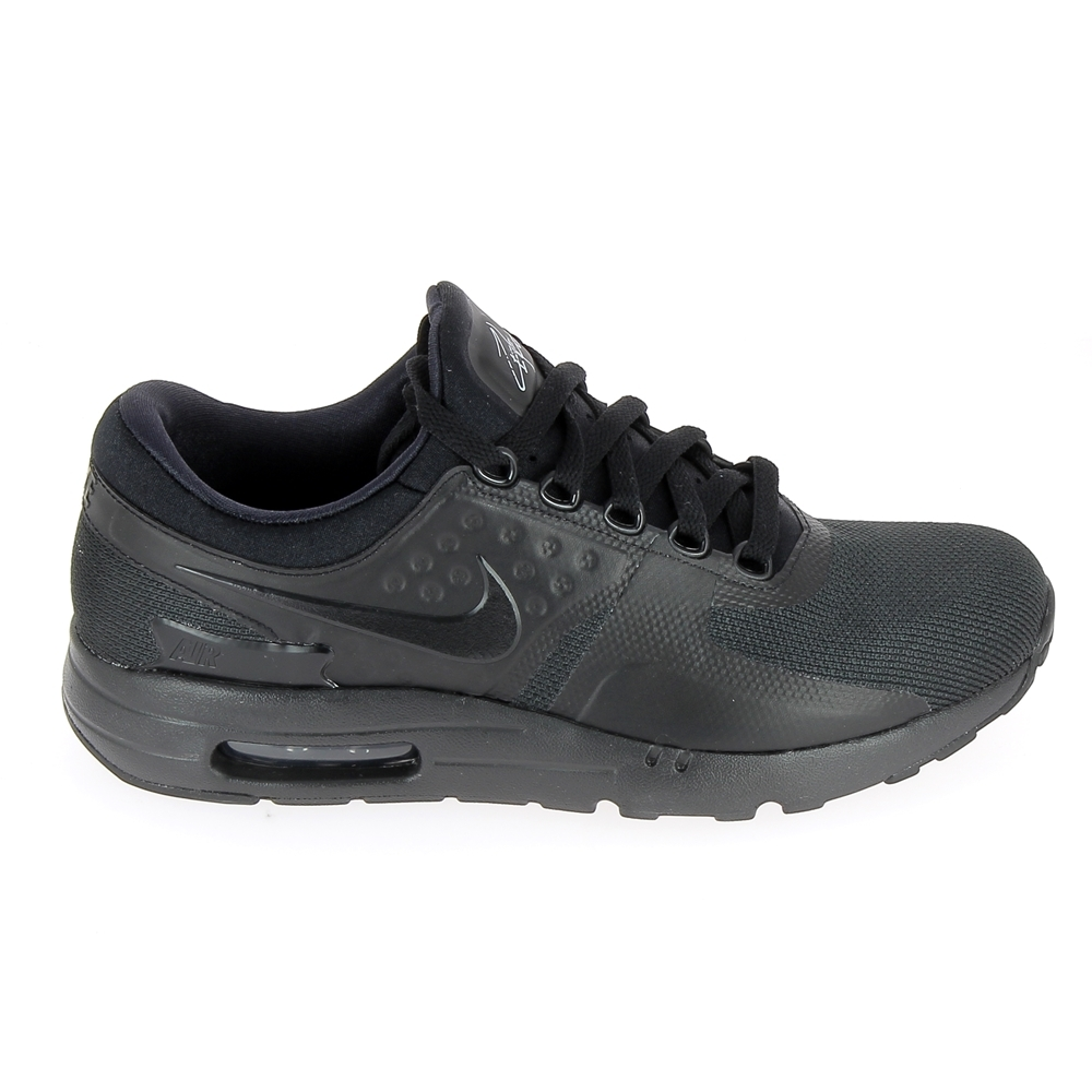 Basket mode, SneakerBasket mode Sneakers NIKE Air Max Zero Essential Noir Noir