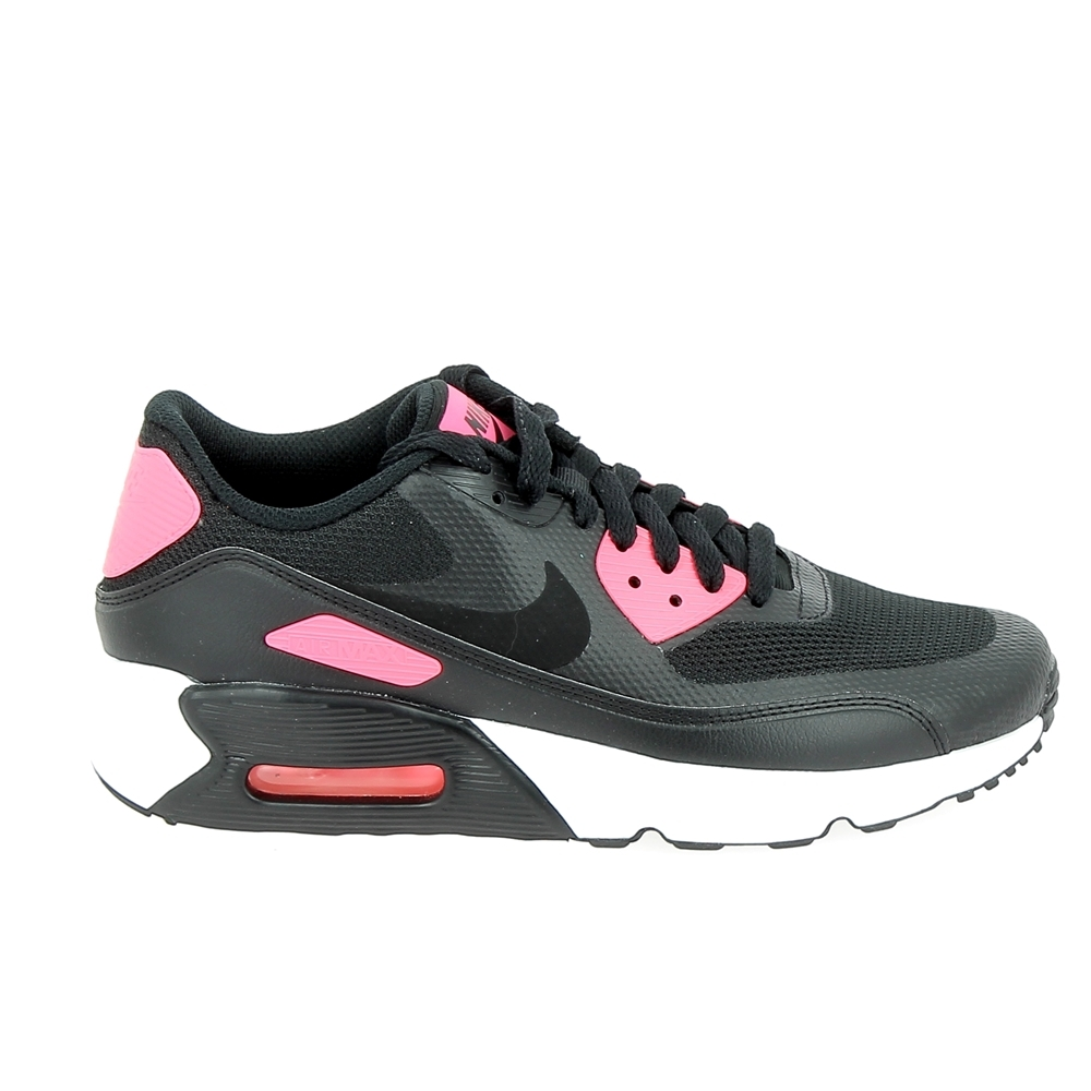 new product 63f55 4cb67 Basket mode, Sneaker NIKE Air Max 90 Ultra 2.0 Jr Noir Rose
