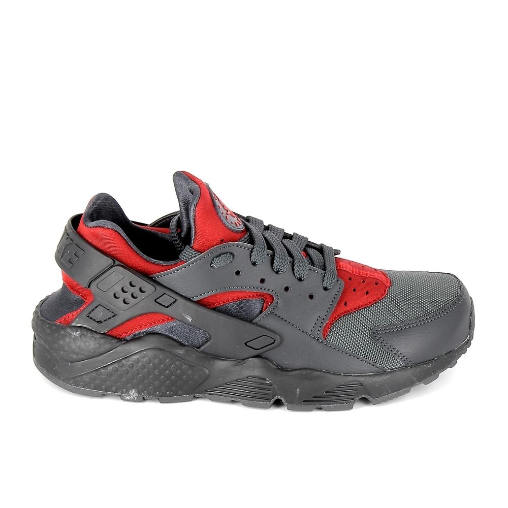 759728f921444 Basket mode, SneakerBasket mode - Sneakers NIKE Air Huarache Noir Rouge |  Alltricks.com
