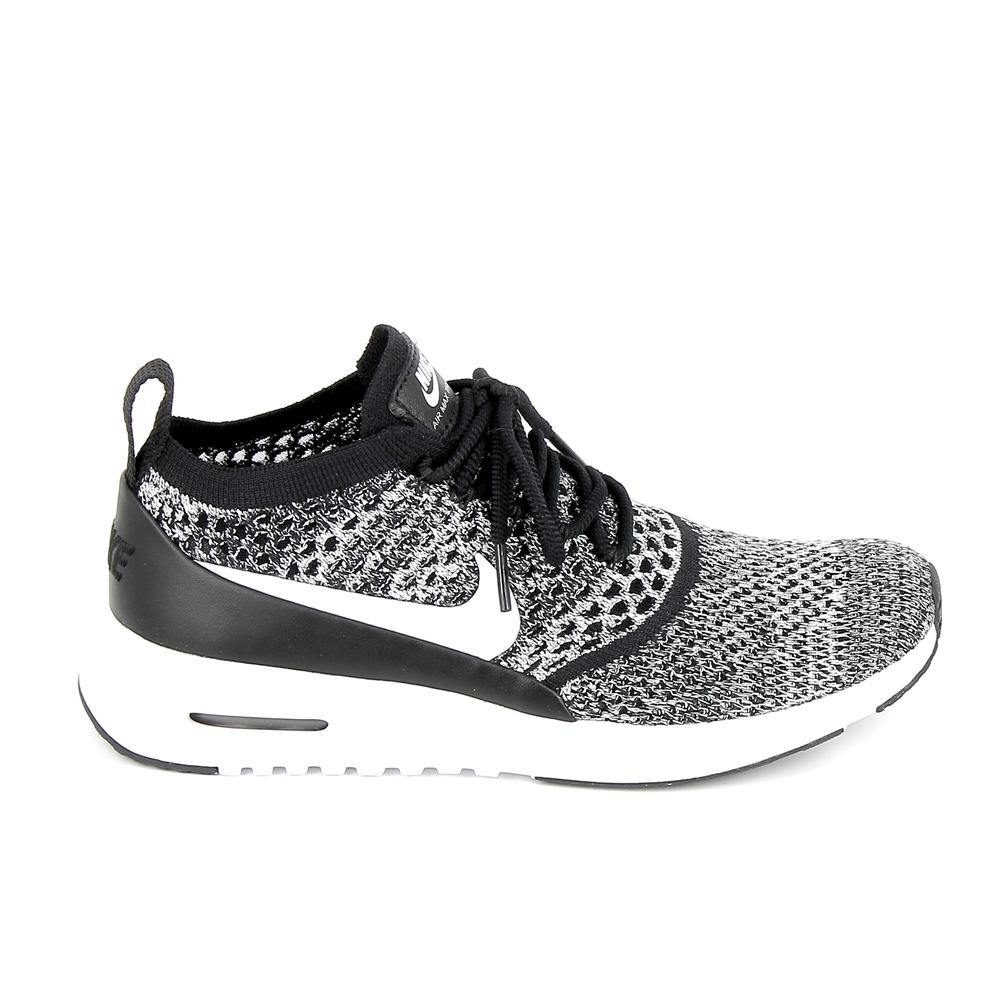 online store 239c8 ddb35 Basket mode, SneakerBasket mode - Sneakers NIKE Air Max Thea Ultra FK Noir  Blanc