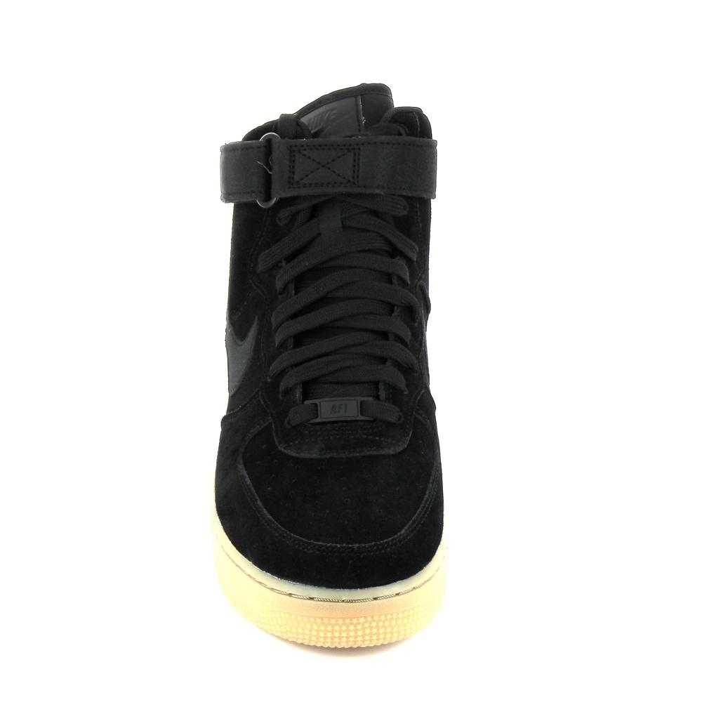 tout neuf 2c375 114ae Basket mode, SneakerBasket mode - Sneakers NIKE Air Force '07 Hi LV8 Suede  Noir