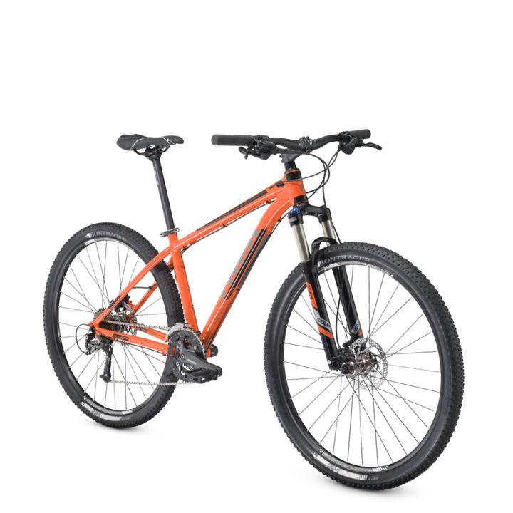 trek 2014 hardtail bike x caliber 7 orange. Black Bedroom Furniture Sets. Home Design Ideas