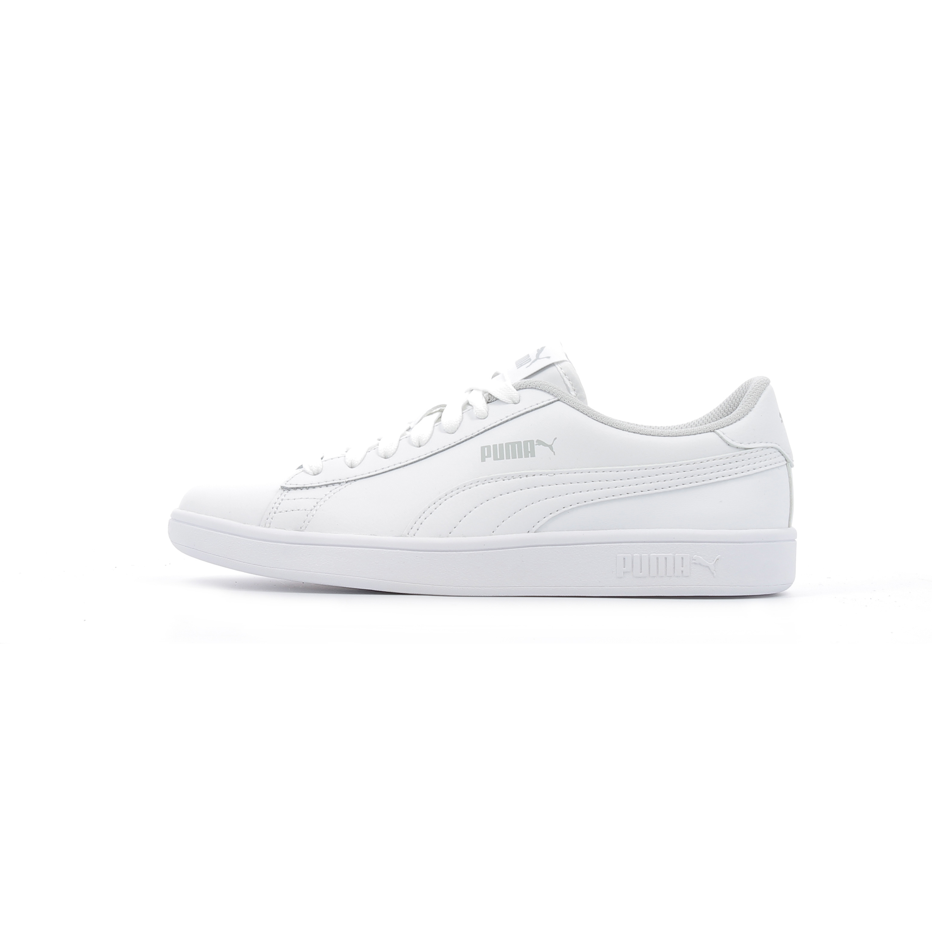 Baskets V2 Blanc L Basses Puma Smash 3KTF1uJcl