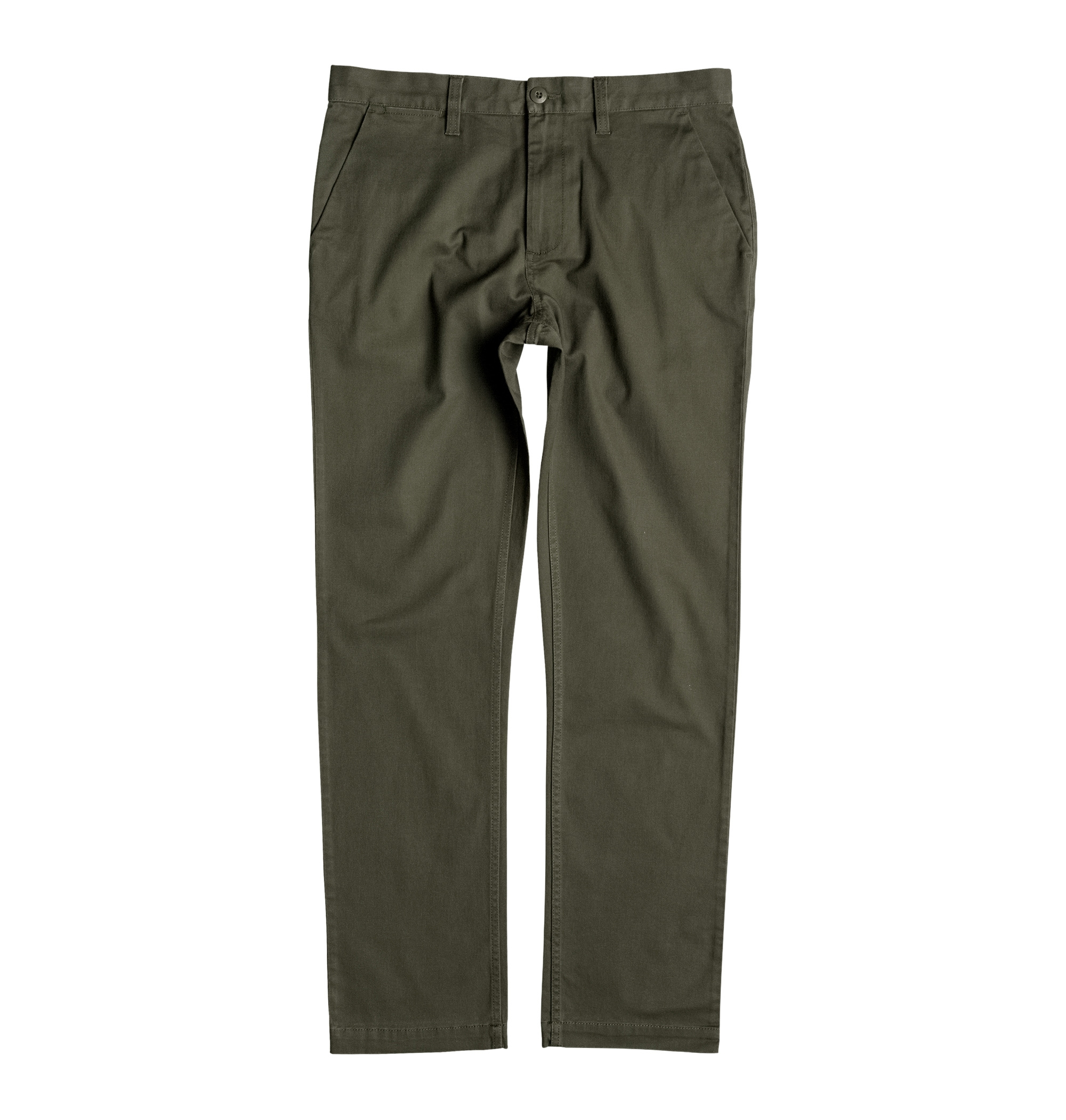 Coupe straight pantalon homme