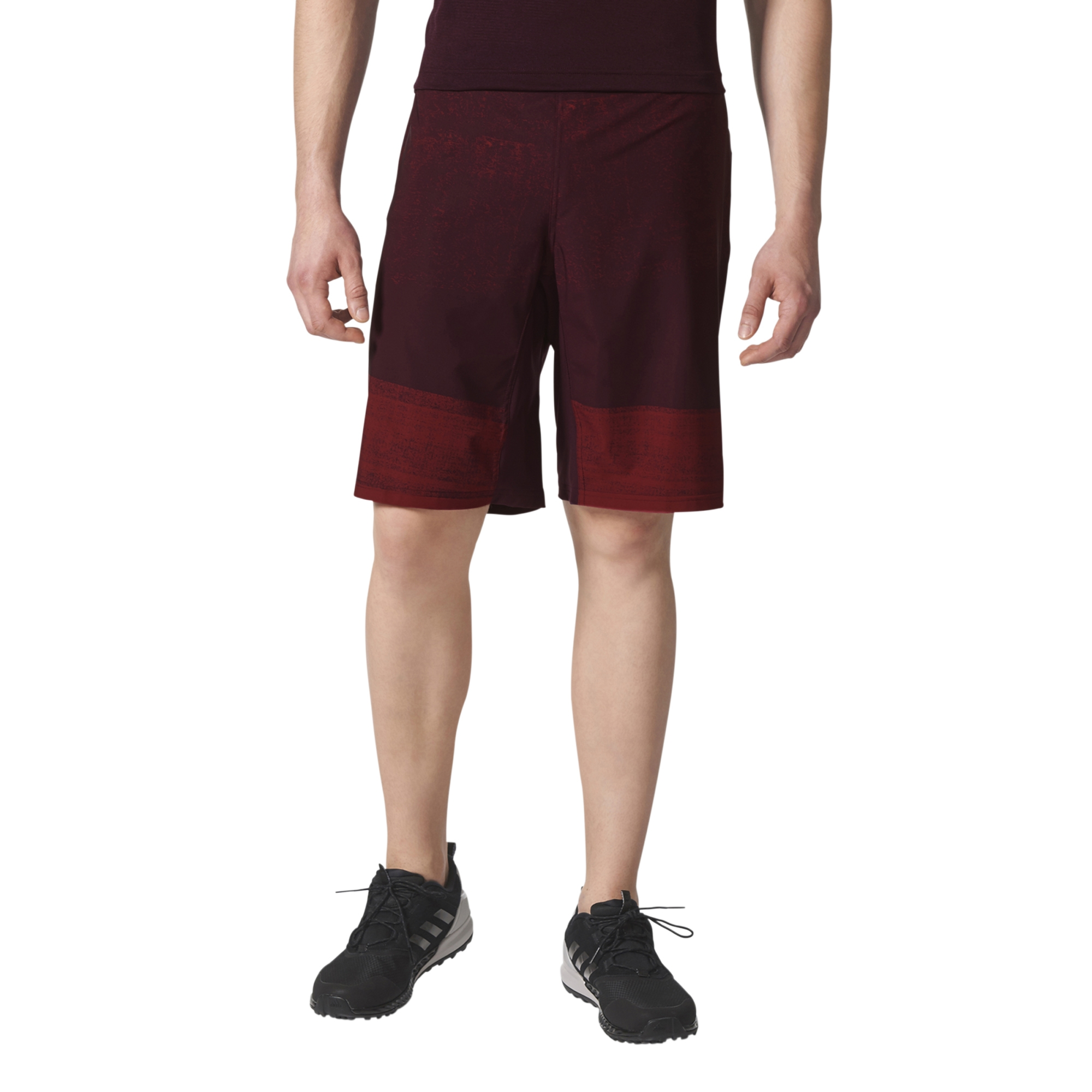 84ad99ad75cf7 Short Adidas Performance Crazytrain Graphic Short Homme Rouge ...