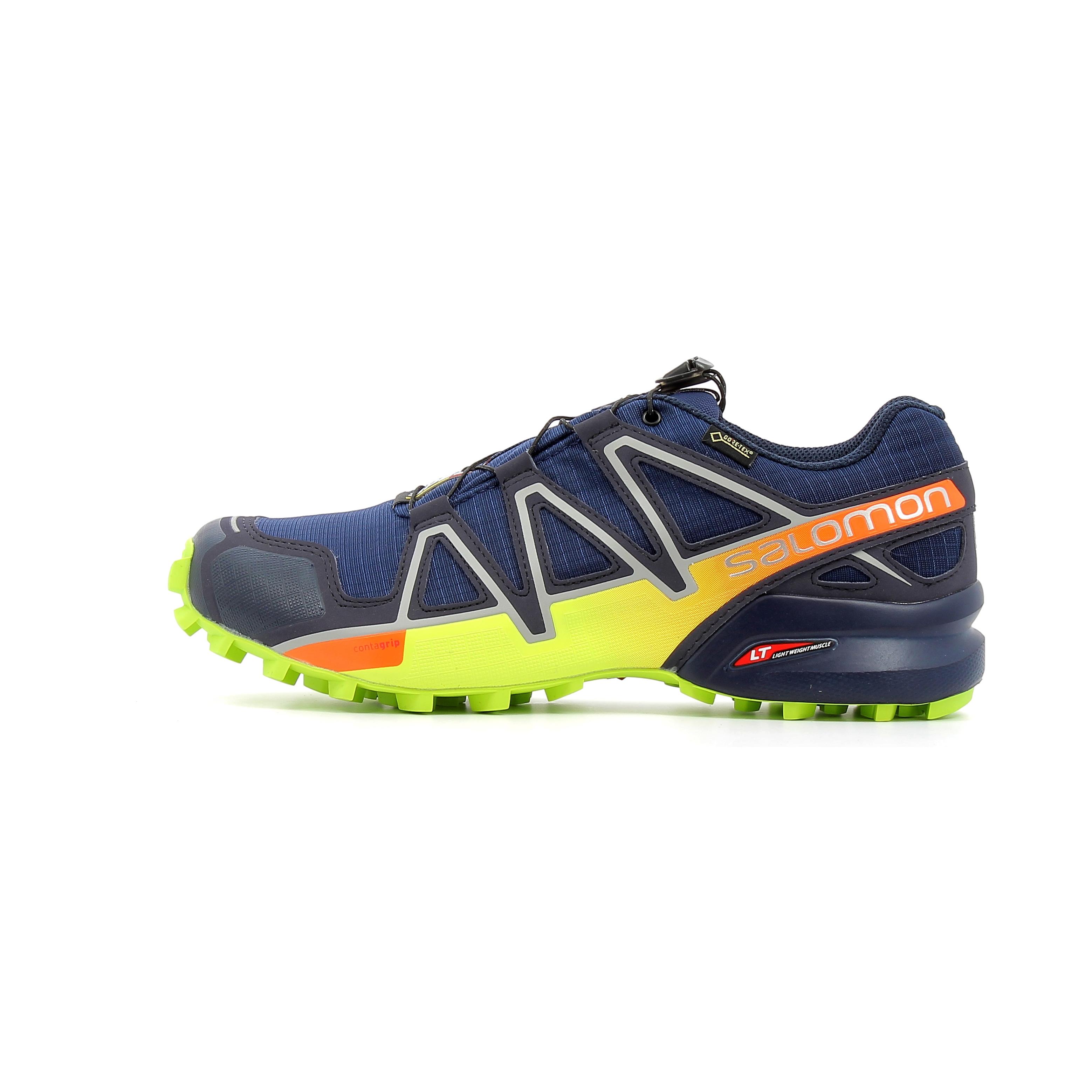 Homme Salomon SPEEDCROSS 4 GTX TRAIL Chaussures de running