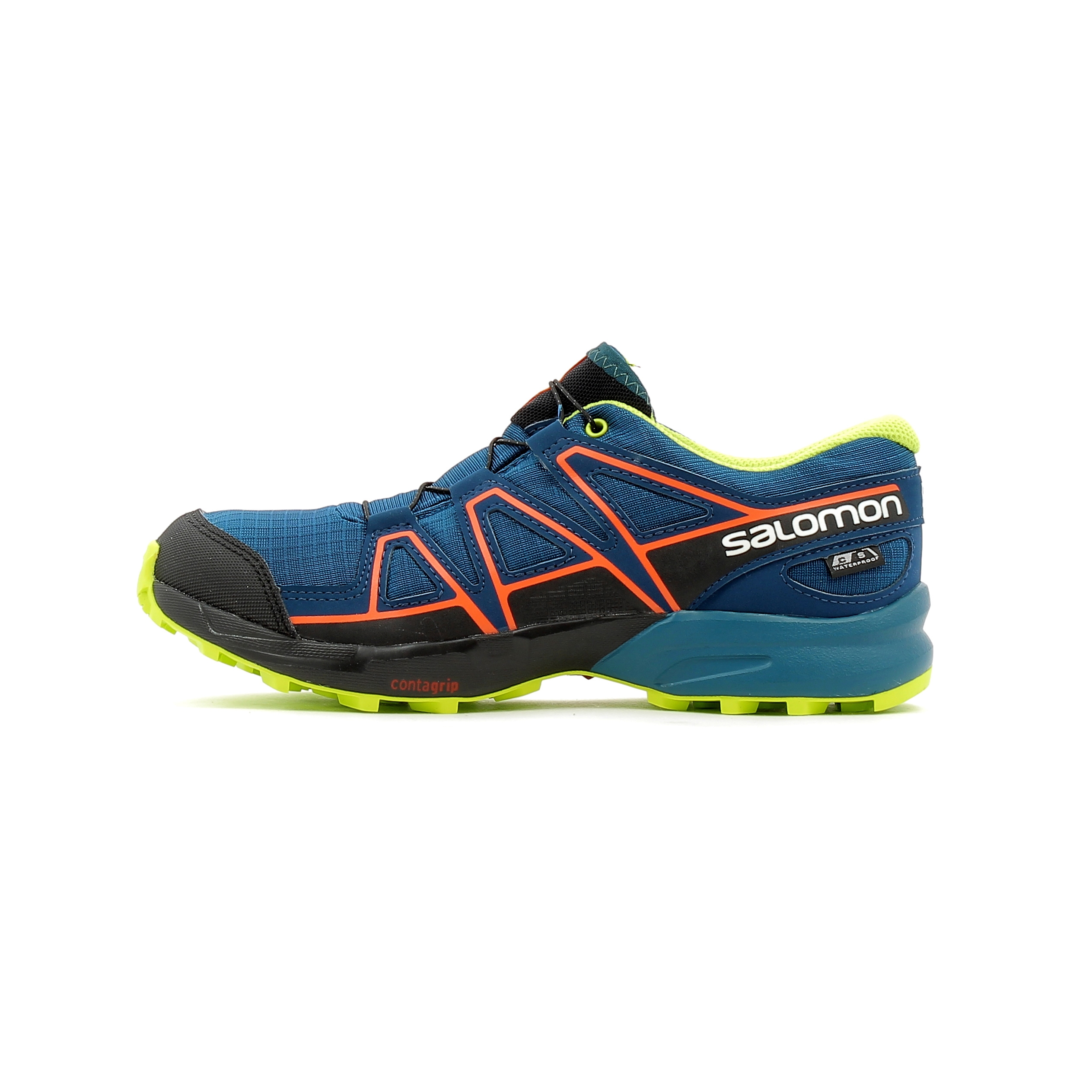 Bleu Cswp Junior Enfant Speedcross Chaussures Salomon xCwRqXw78n