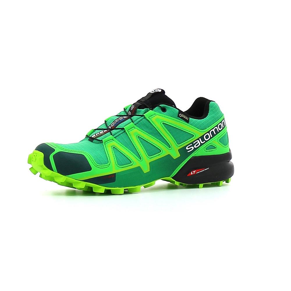 San Francisco 0af10 8fa67 Chaussure de Trail homme Salomon Speedcross 4 GTX homme