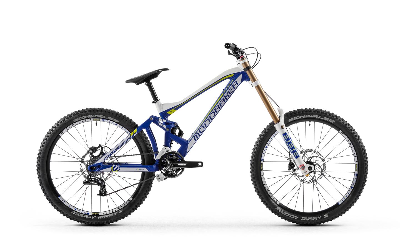 dabfc9b62d7 MONDRAKER 2014 Full suspended Bike SUMMUM 26'' White Blue ...