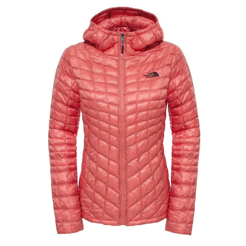 15b53532c39bf Doudoune The North Face Thermoball Hoodie W   Alltricks.com