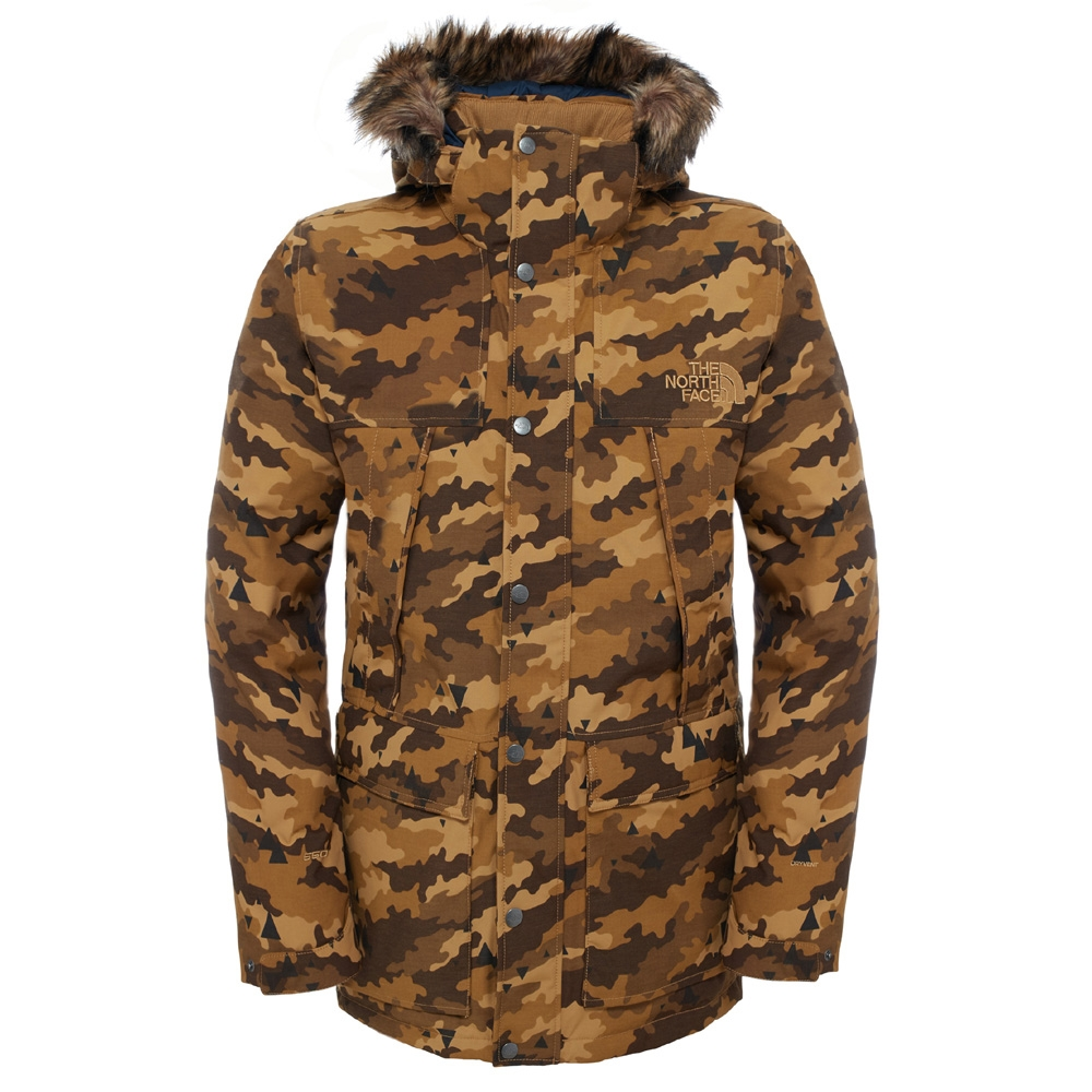 meilleur service 70b0c ea0a1 Parka en duvet chaude homme The North Face Mountain Murdo M