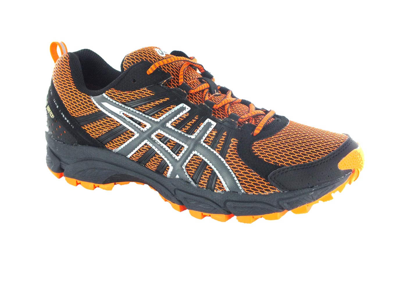 chaussures de triathlon asics trail lahar 4gtx n c. Black Bedroom Furniture Sets. Home Design Ideas