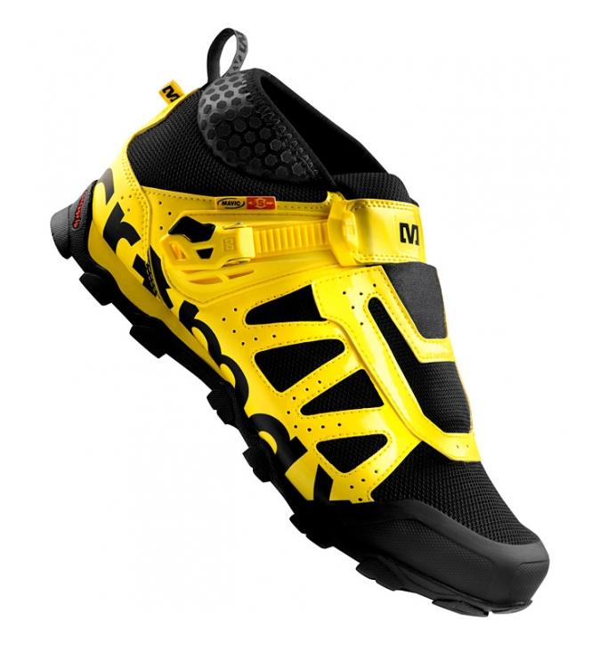Chaussures Crossmax Vtt Jaune Noir Mavic wSArwvq8