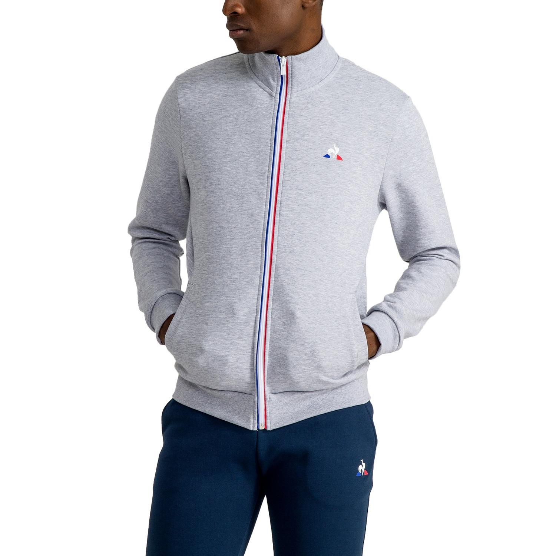 magasin en ligne 35ada b2e07 Veste Le Coq Sportif ESS FZ Sweat n°1