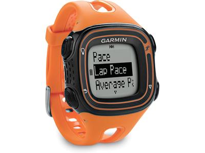 garmin montre gps forerunner 10 orange. Black Bedroom Furniture Sets. Home Design Ideas