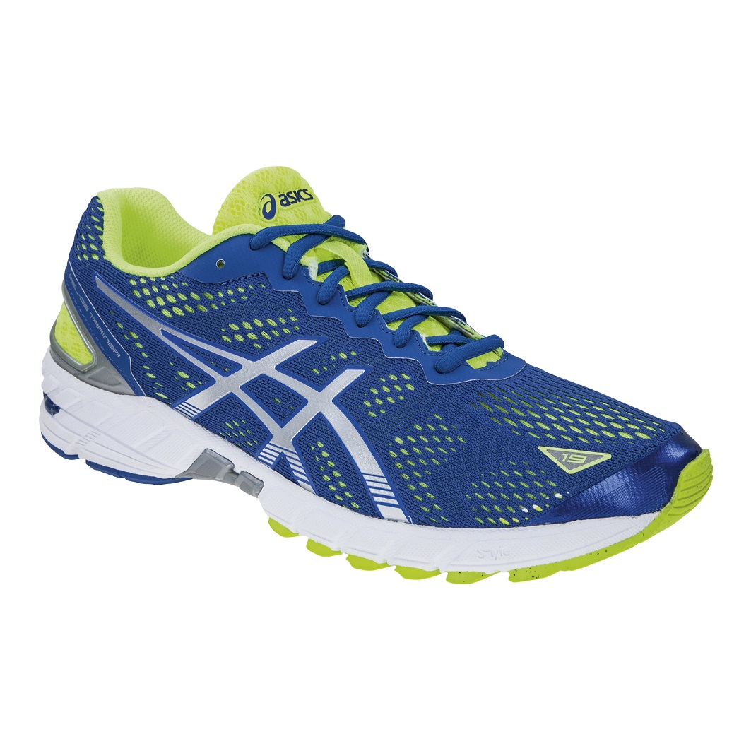 c8fb6fb87ad3 ASICS 2014 Pair of shoes GEL DS TRAINER 19 Blue Yellow