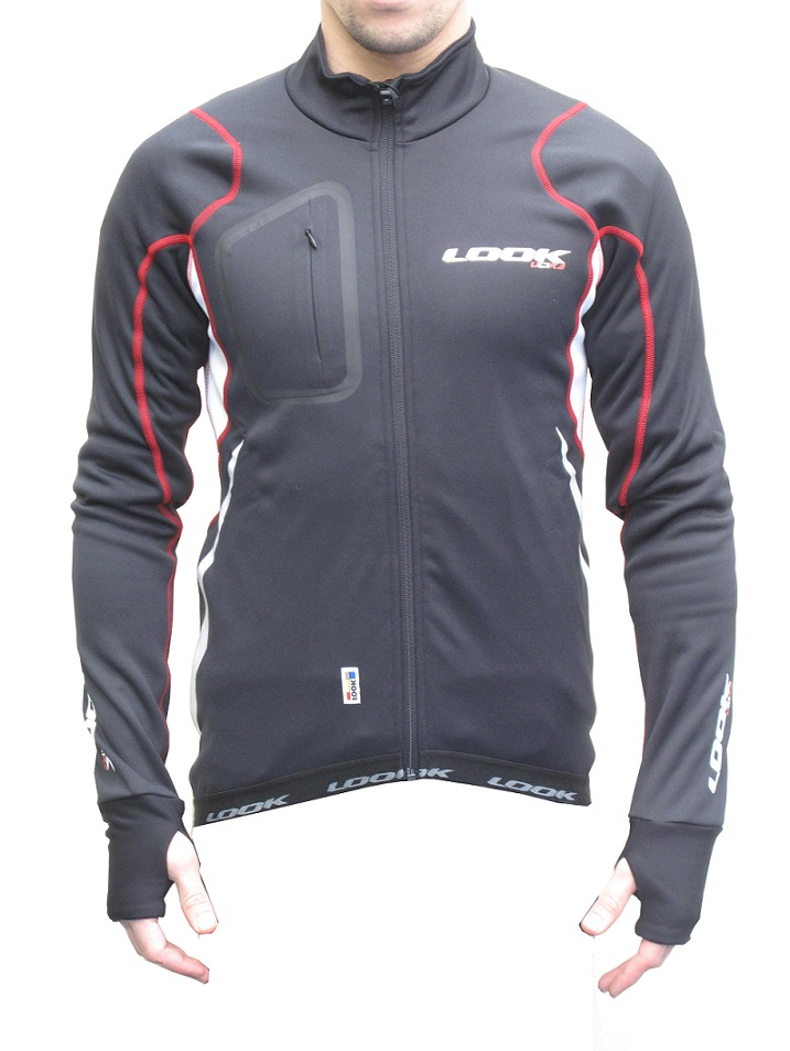 LOOK Mid season Jacket ULTRA HML Black