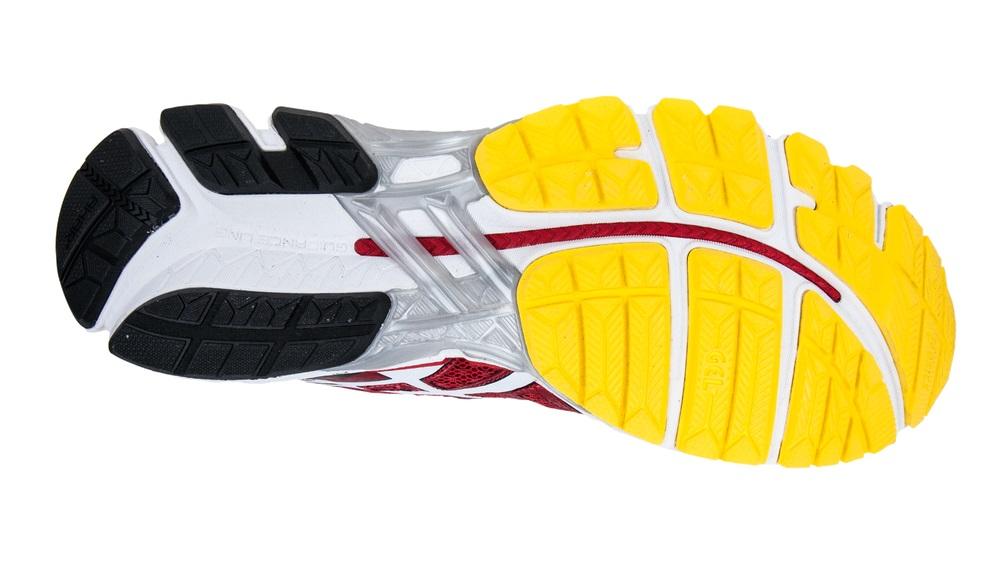 De Running Asics Gel 20 Kayano Rouge Chaussures BSPqdS
