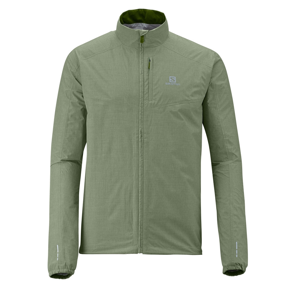 Jacket Veste Wp Park M Salomon vvaqOt