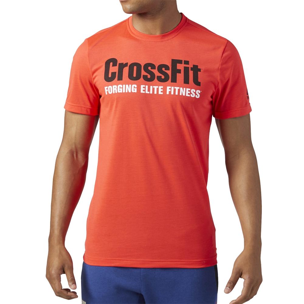 015dc20b72c1 Tee-shirt à manches courtes Reebok Crossfit Speedwick T-shirt Graphic