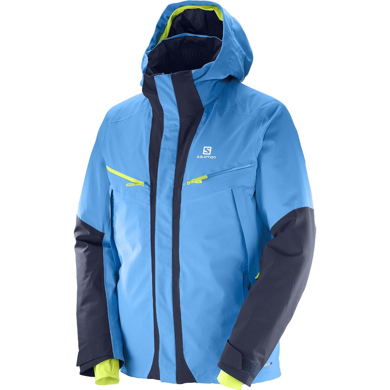 zoeken naar presenteren grote verscheidenheid aan stijlen Veste de ski Salomon Icecool Jkt M