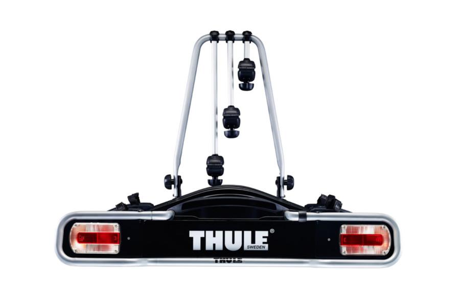 thule port v lo sur boule d attelage euroride 943 pour 3. Black Bedroom Furniture Sets. Home Design Ideas