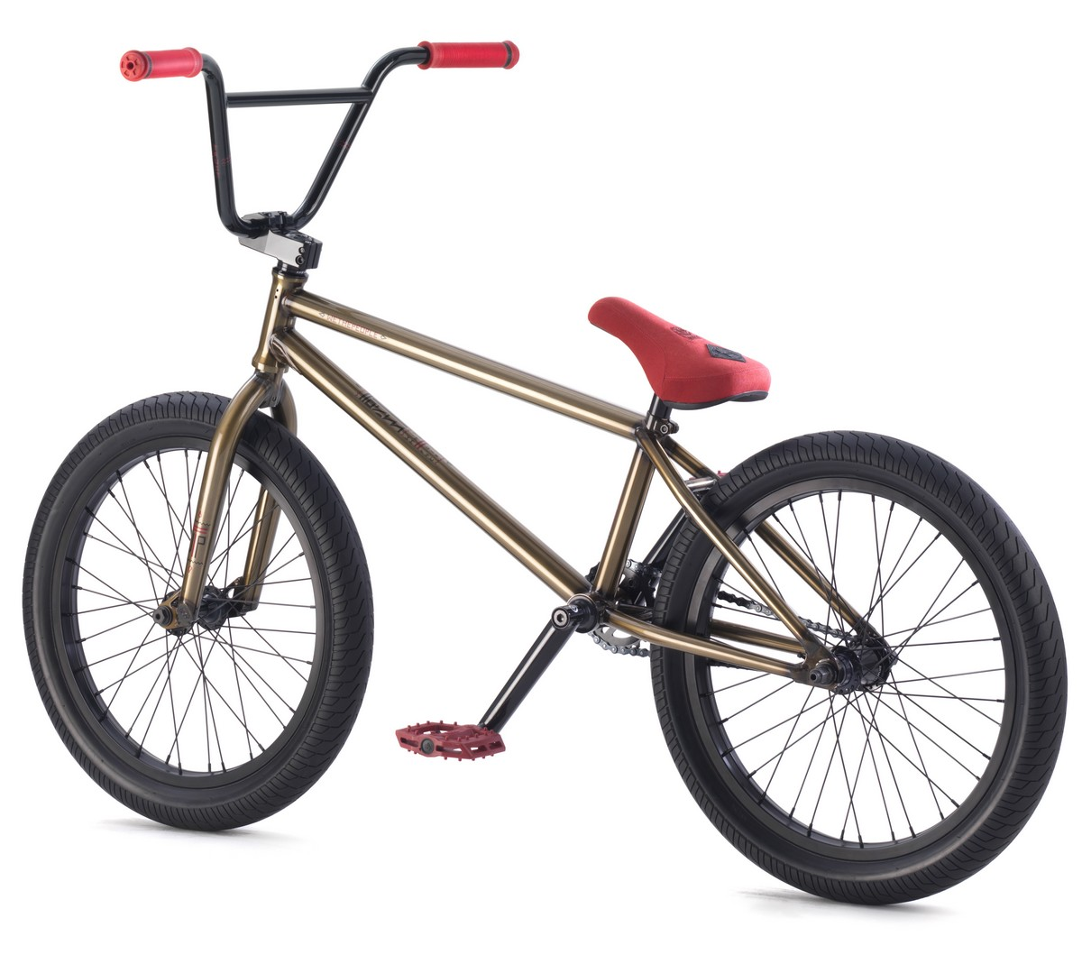 WETHEPEOPLE 2014 Complete bike TRUST Black   Alltricks.com