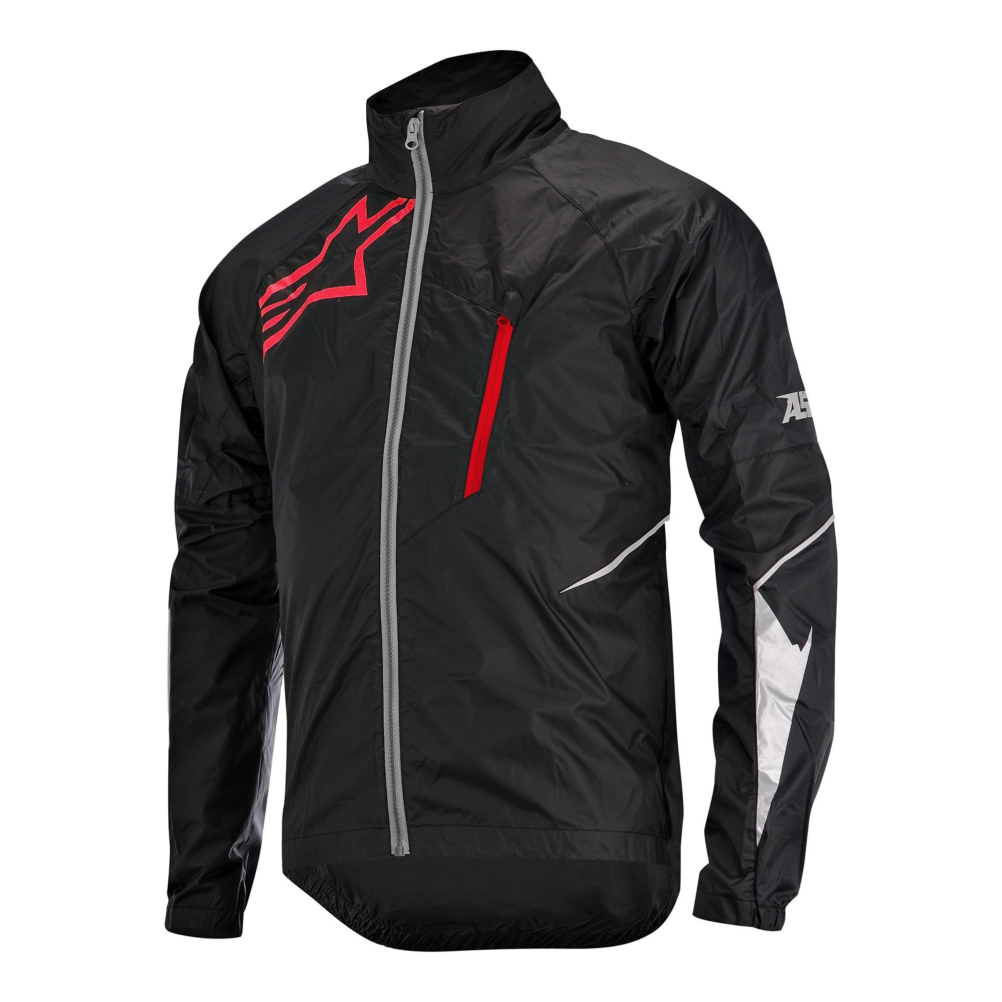 alpinestars veste coupe vent sirocco noir rouge. Black Bedroom Furniture Sets. Home Design Ideas