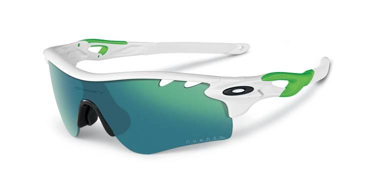 OAKLEY Sunglasses RADARLOCK CAVENDISH Edition Polished White OO9181 ... ac7c8a9b7f
