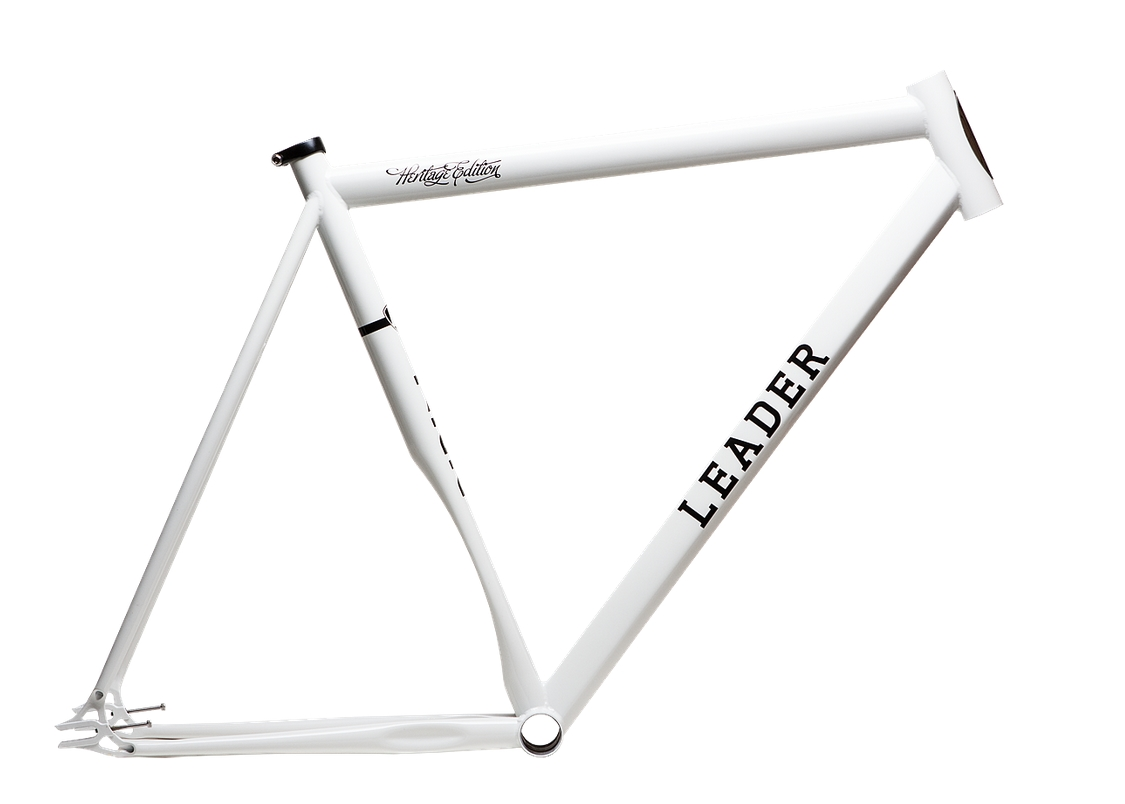 LEADER 722 Frame White | Alltricks.com
