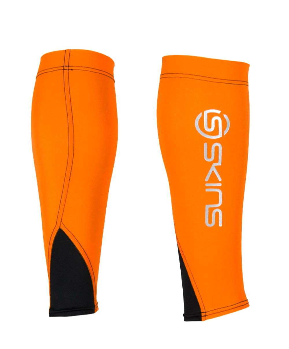 skins manchon de compression bio essentials orange black. Black Bedroom Furniture Sets. Home Design Ideas