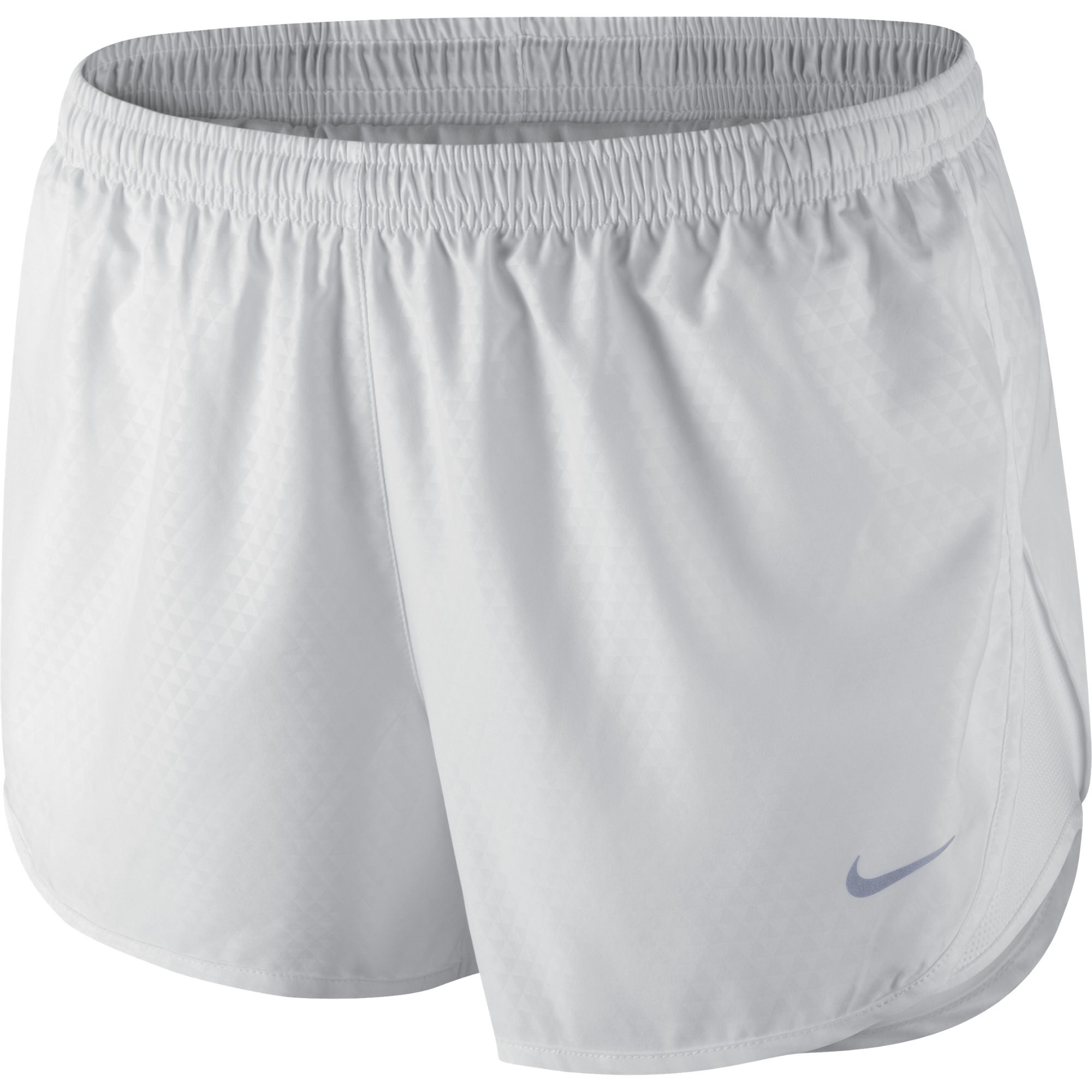 8f89ce7e32b2 NIKE Short MODERN TEMPO EMBOSSED White Women
