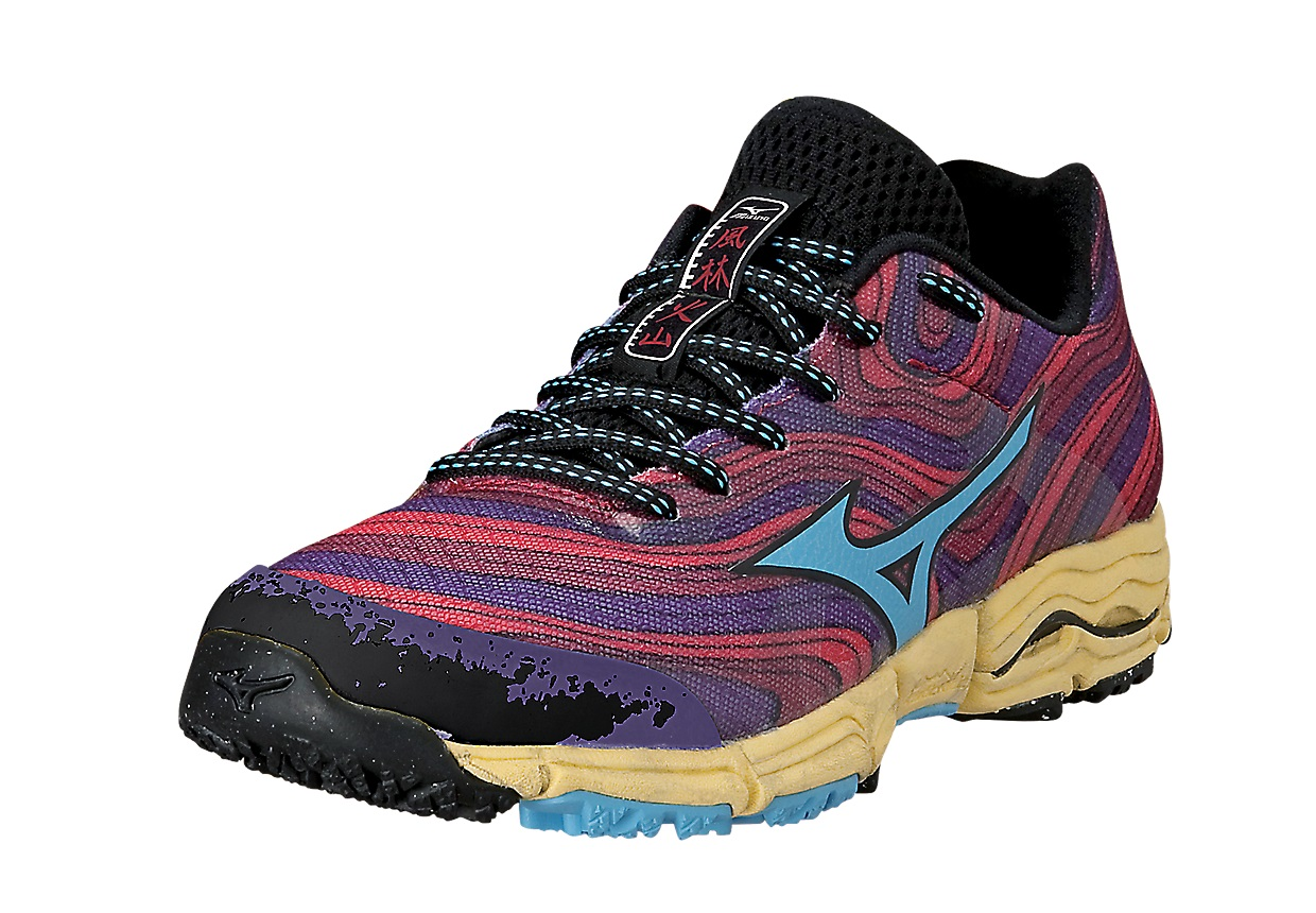 Violet MIZUNO Rose WAVE KAZAN Chaussures Femme fbgy76vY
