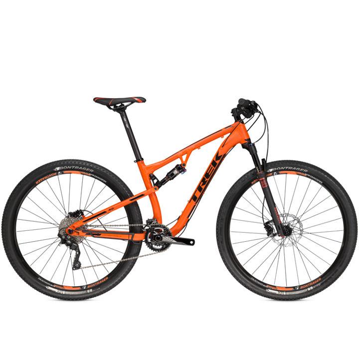 db4efa97bc3 TREK 2015 Full suspension SUPERFLY FS 7 29'' Orange Black ...