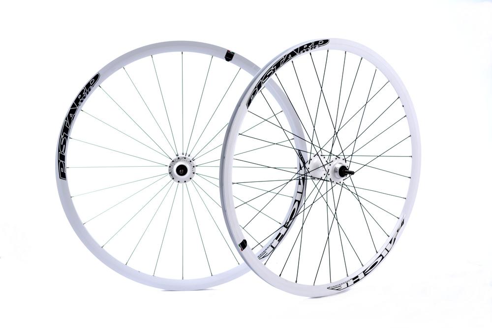 MICHE Wheelset Pistard Full White