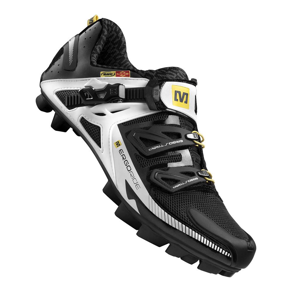 charme de coût prix plancher date de sortie: Chaussures VTT Mavic Fury Noir/Blanc