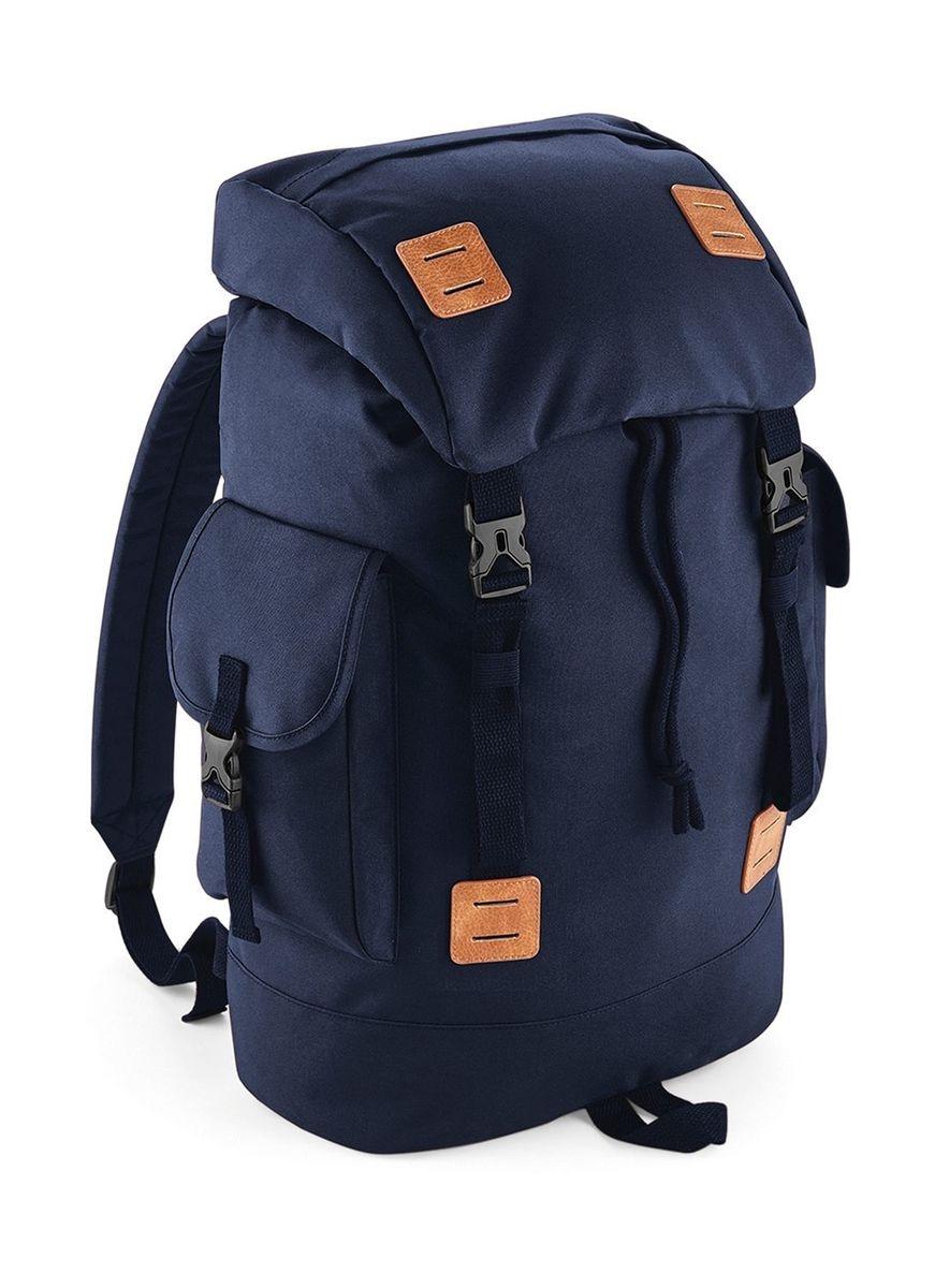 5a6a64f106 Bag-base Sac à dos explorer vintage - BG620 27 l - bleu marine |  Alltricks.com