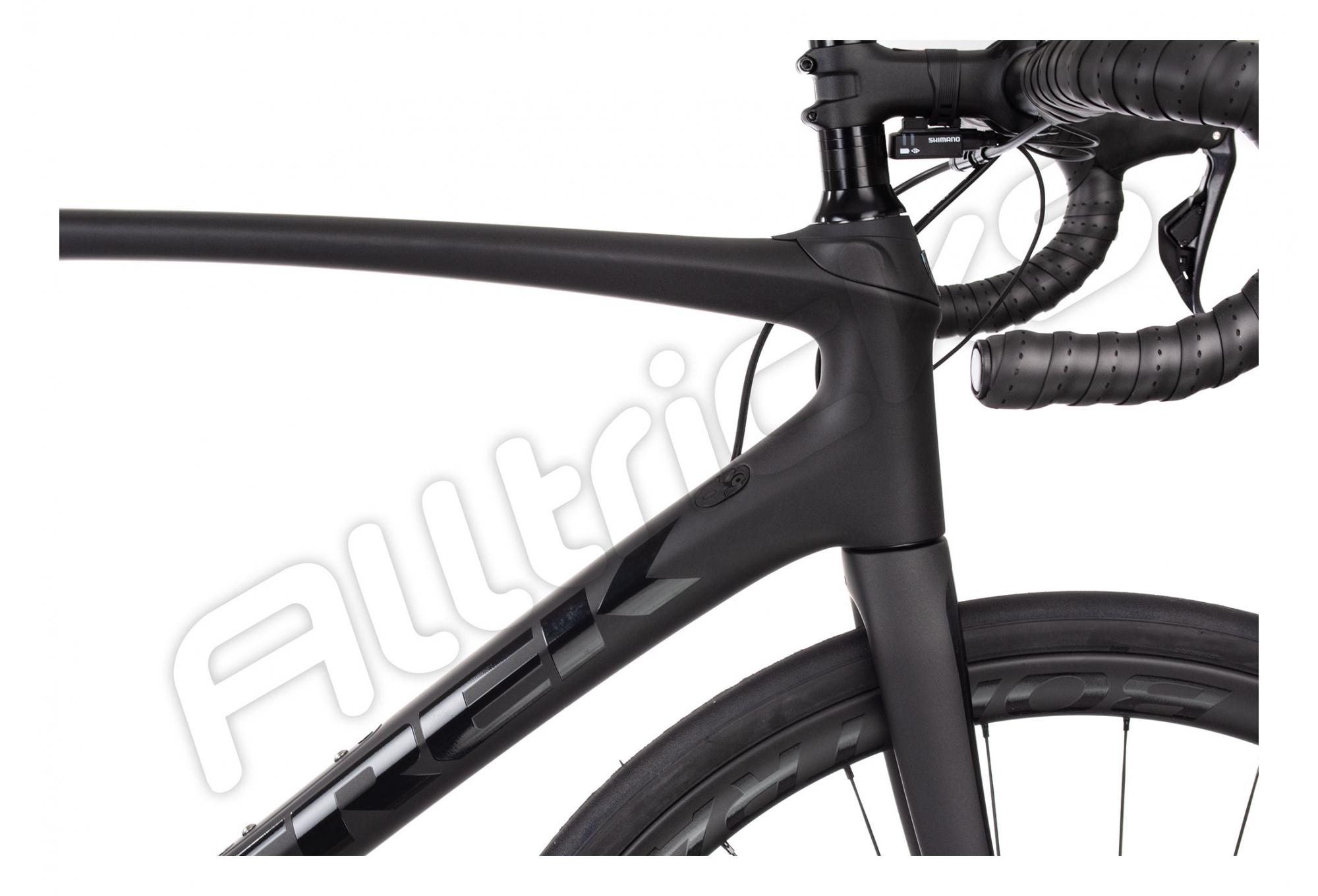 Road Bike Trek 2019 Domane SL 7 Disc Shimano Ultegra Di2 11S Matte Black