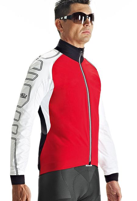 Assos Veste Ij Shaquno Rouge Swiss Veste vélo hiver pas