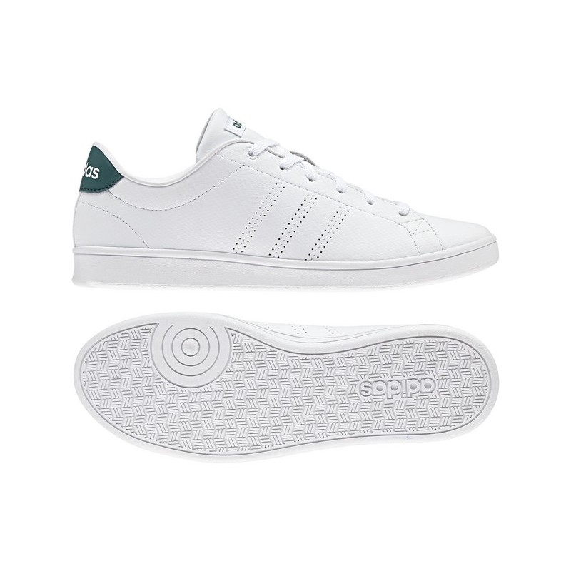 premium selection 61029 f92e9 ADIDAS ADVANTAGE CLEAN QT
