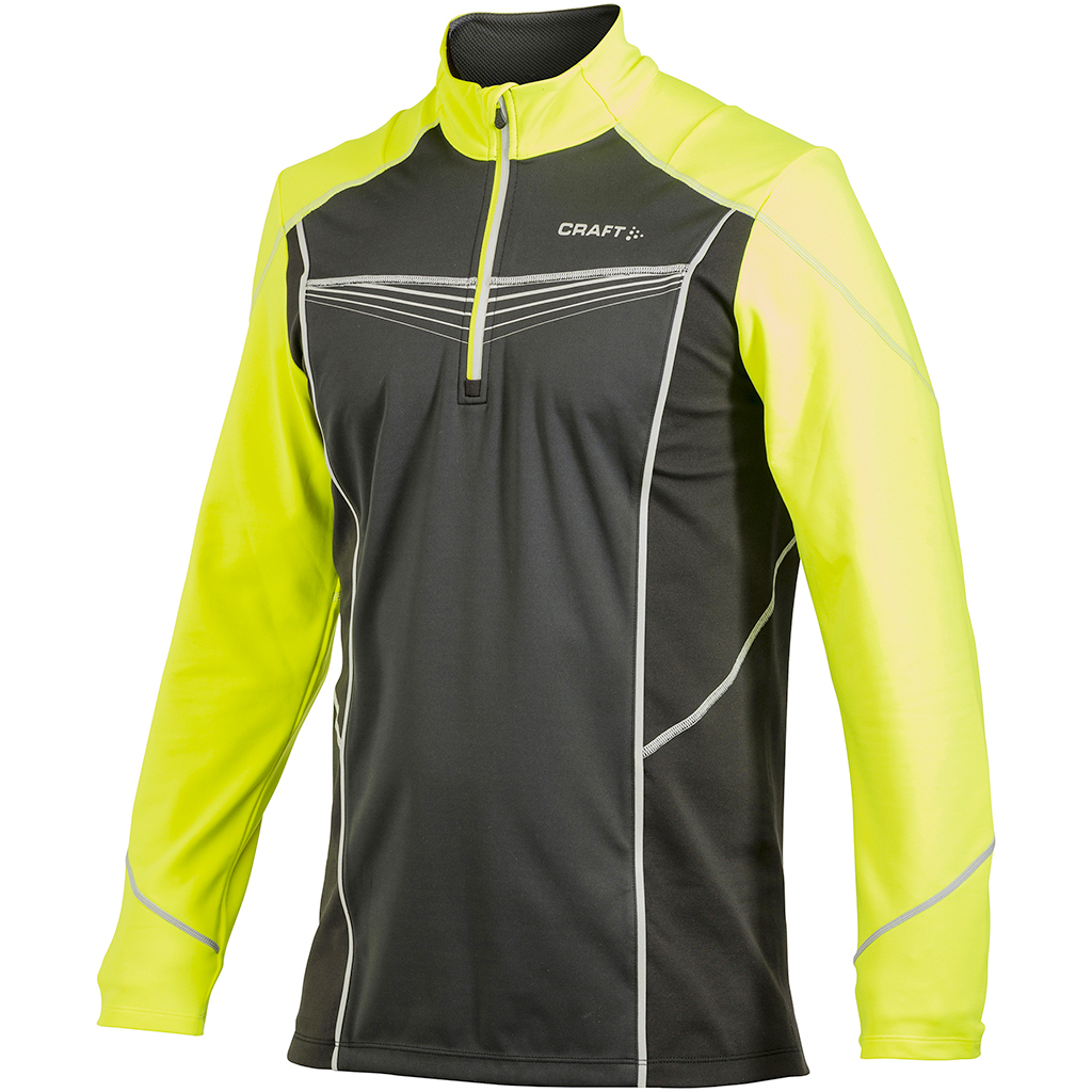 Craft veste performance thermal wind flumino for Craft pr brilliant thermal wind top