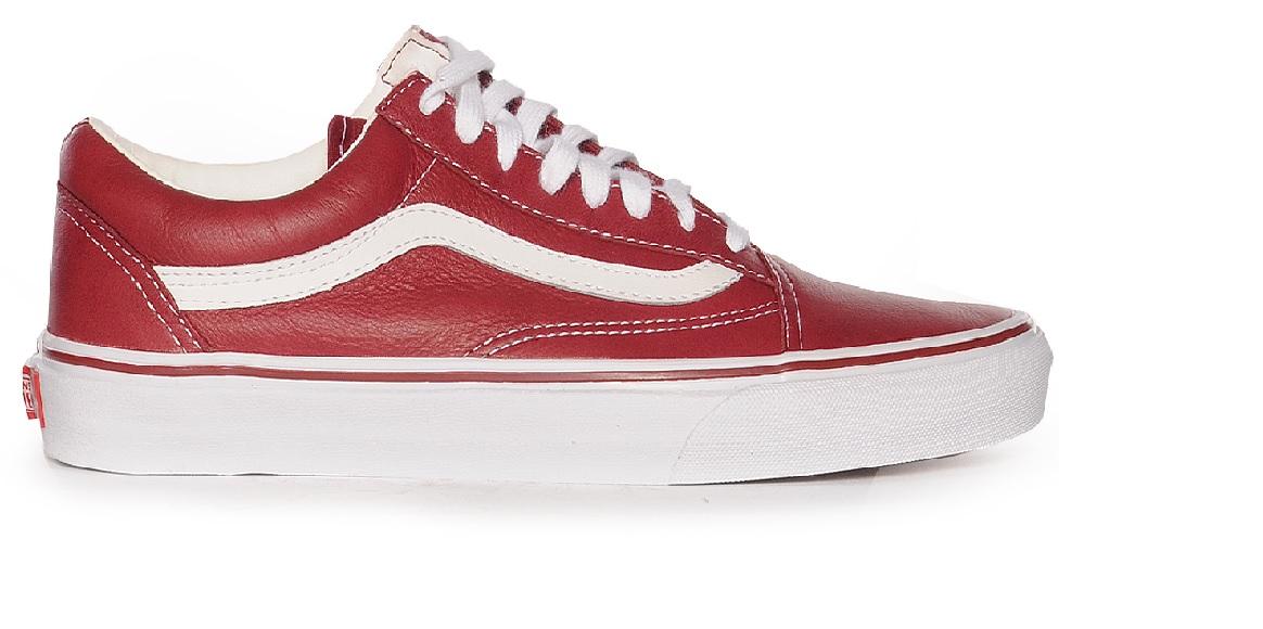 VANS Chaussures OLD SKOOL Cuir tibet Taille 38  5a39cf0ec