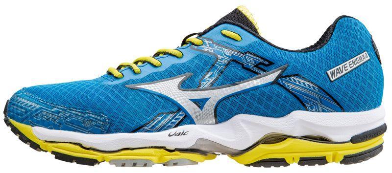 b44f887ae70 Chaussures de Running Mizuno WAVE ENIGMA 4 Bleu